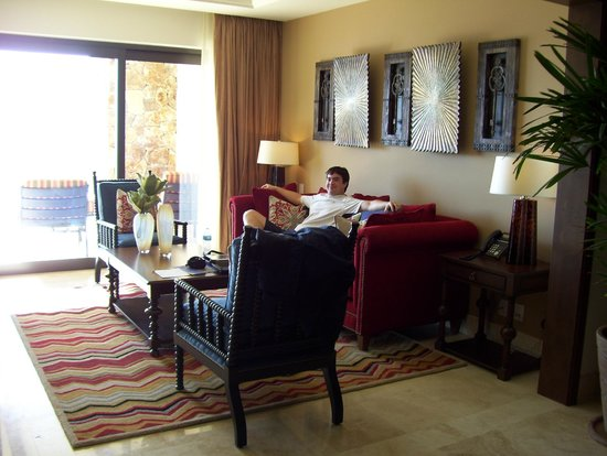 Grand Solmar Land's End Resort & Spa:                                                       Suite