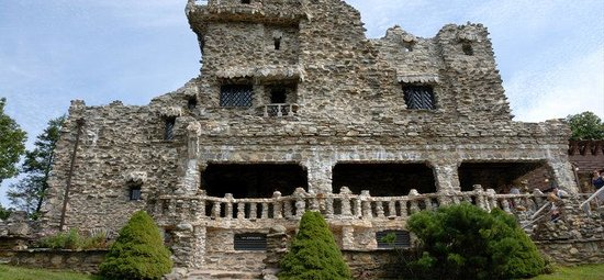 Niantic, CT: Gillette Castle State Park