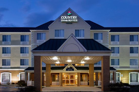 Country Inn & Suites By Carlson, Lexington: CountryInn&Suites Lexington  ExteriorNight