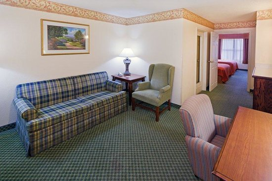 Country Inn & Suites By Carlson, Lehighton: CountryInn&Suites Lehighton Suite