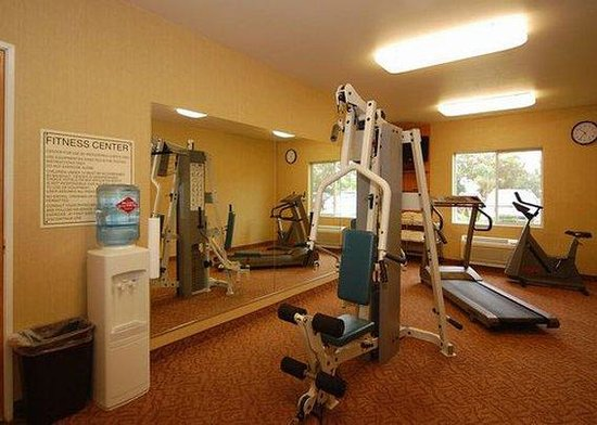 Comfort Suites Marysville: exercise room