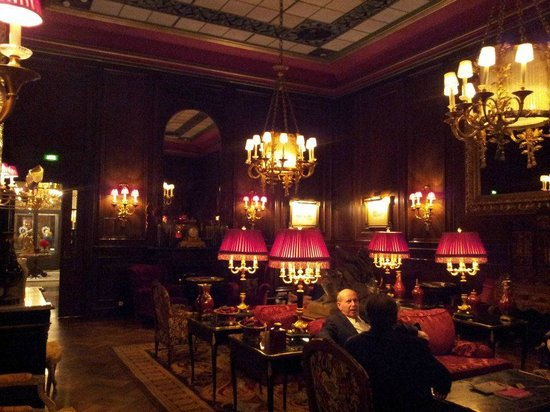 Hotel Sacher Wien: RECEPTION ROON