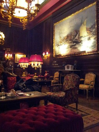 Hotel Sacher Wien: RECEPTION ROOM