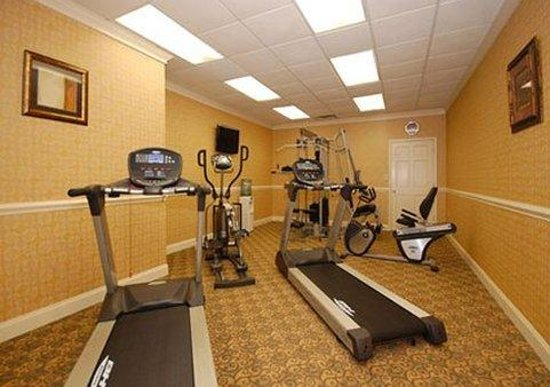 Clarion Inn & Suites Greenville: SCH