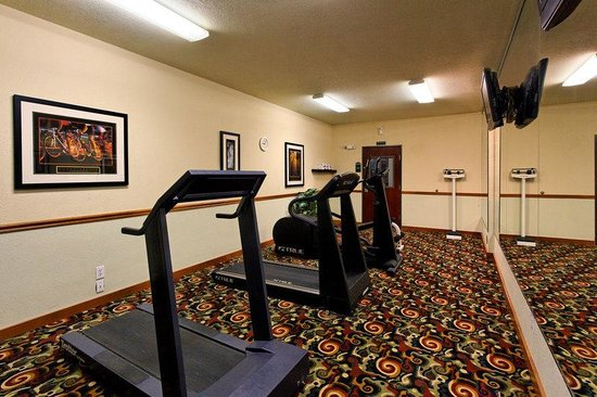 Fitness Center Holiday Inn Portland/Gresham