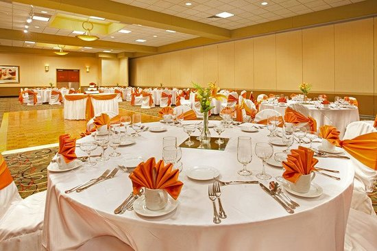 ‪‪Holiday Inn Chicago-Tinley Park-Convention Center‬: Ballroom‬