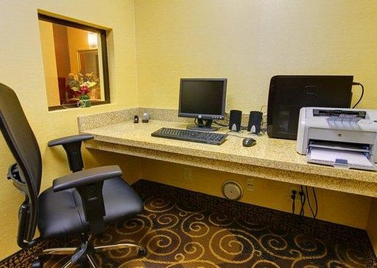 Comfort Inn & Suites: MIBUSINESSCENTER