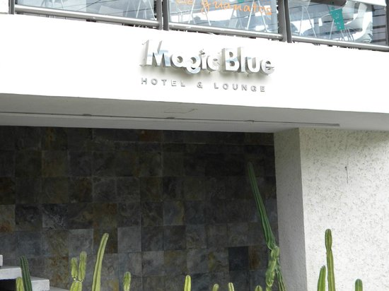 Magic Blue Hotel:                                     Magic Blue Playa Del Carmen