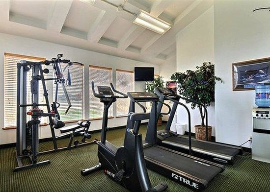 Quality Inn: Fitness Room Exposio
