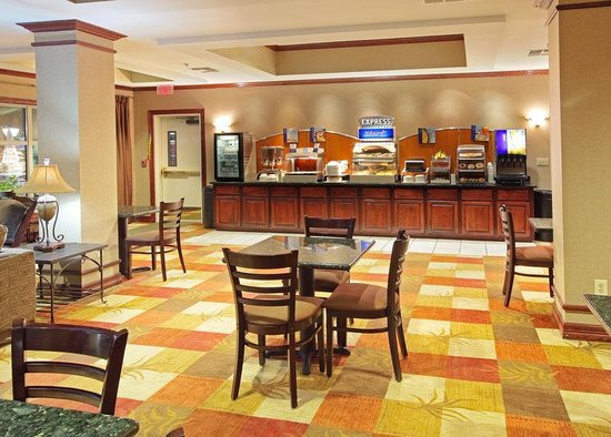 Holiday Inn Express &amp; Suites Shreveport: Breakfast Area