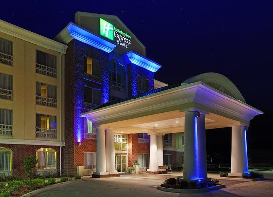 Holiday Inn Express &amp; Suites Shreveport: Hotel Exterior