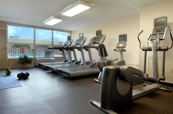 Doubletree by Hilton Hotel Denver - Stapleton North Fitness Ctr