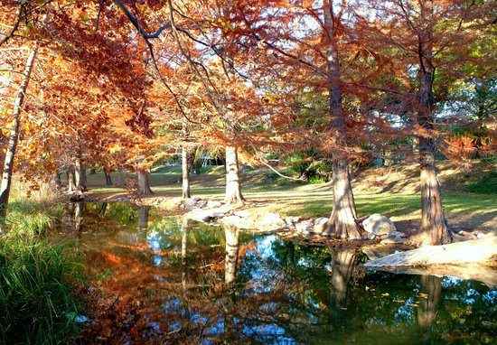 Christoval, TX: Beautiful Spring and Fall