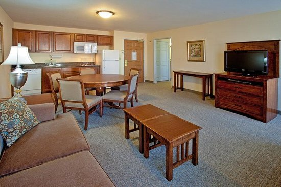 Staybridge Suites Albuquerque - Airport: Room Feature