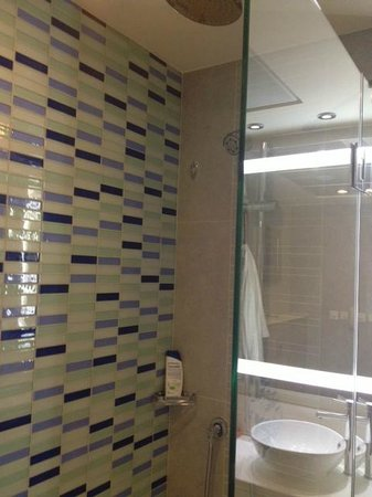 Crowne Plaza Riyadh Minhal: Shower