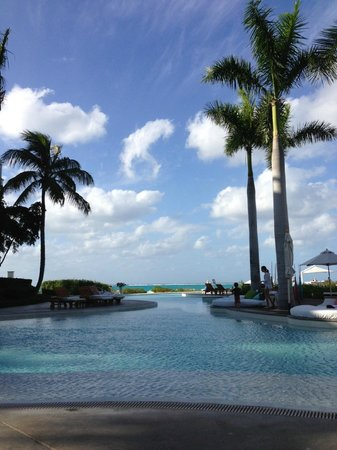 The Regent Palms:                   Palms Pool