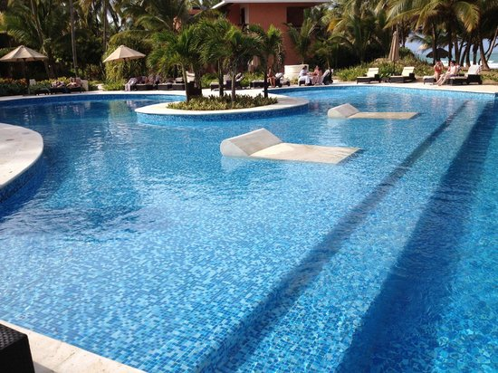 Sivory Punta Cana Boutique Hotel:                   piscine