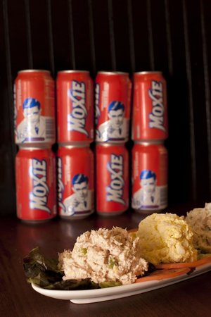 Brookline, MA: Everything is better with Moxie!