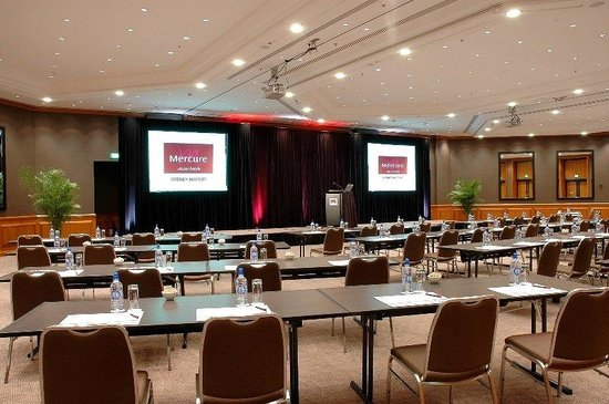 Mercure Sydney Airport: Conference