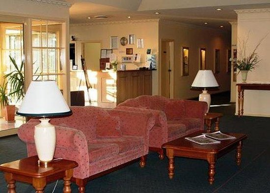 Comfort Inn Grange Burn: Lobby