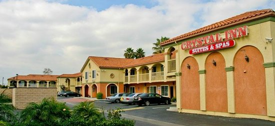 Crystal Inn Suites & Spas - LAX
