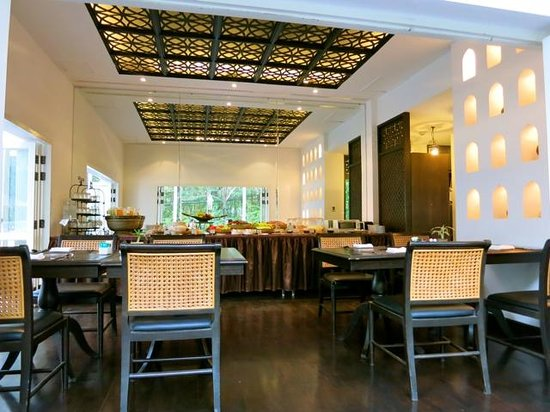 Ping Nakara Boutique Hotel & Spa:                   The restuarant