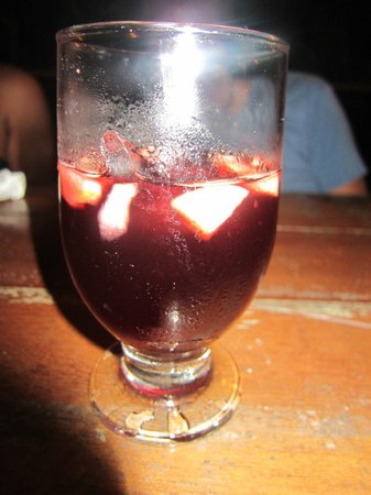 Guari Guari: Sangria was flowing