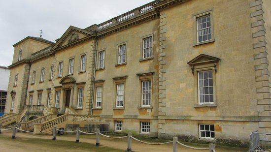 Worcestershire, UK: Croome Court