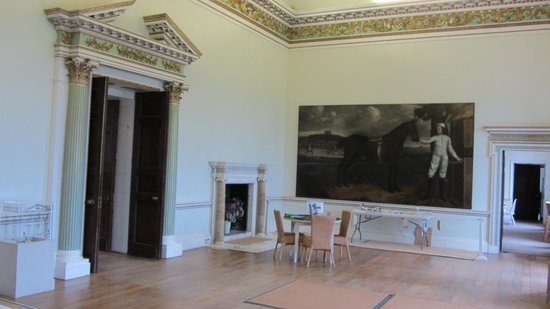 Worcestershire, UK: Salon, Croome Court