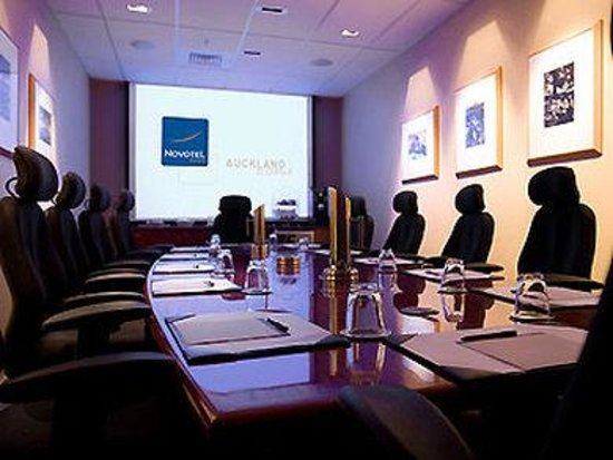 Novotel Auckland Ellerslie: Meeting Room