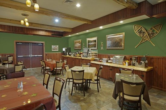 BEST WESTERN PLUS Ticonderoga Inn & Suites: Breakfast