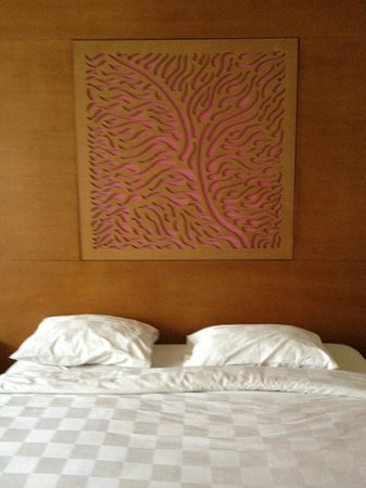 Mercure Batam:                   The room
