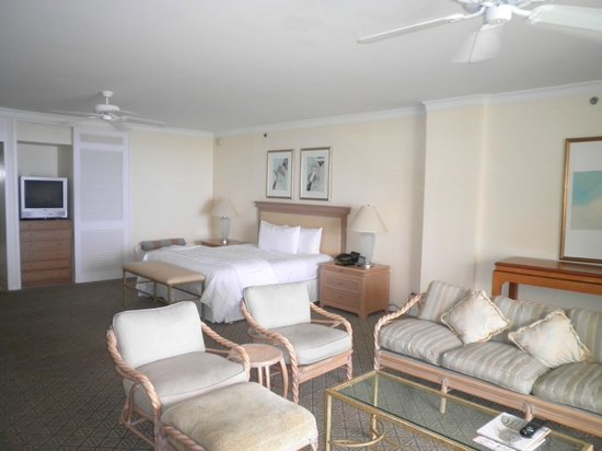 JW Marriott Ihilani Resort and Spa: Jr. Suite for the kids