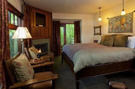 Blackbird Inn - A Four Sisters Inn: Bbi Rm Room A