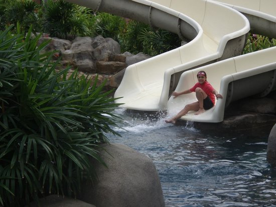 Centara Grand Beach Resort Phuket:                   water slide