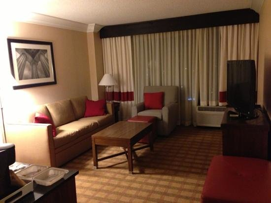 Four Points by Sheraton Nashville-Brentwood: this is a Suite