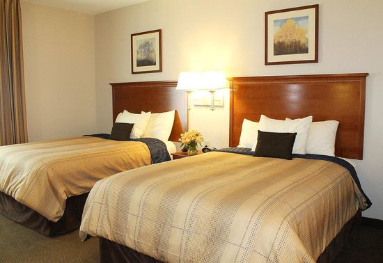 Candlewood Suites Grand Junction NW: Double Bed Guest Room