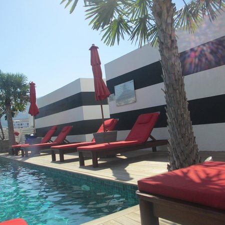 BYD Lofts Boutique Hotel & Serviced Apartments:                   such a relaxing place