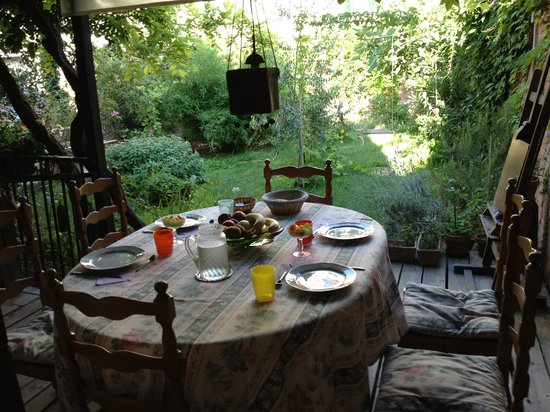 Allo Squero B&B with garden: breakfast room
