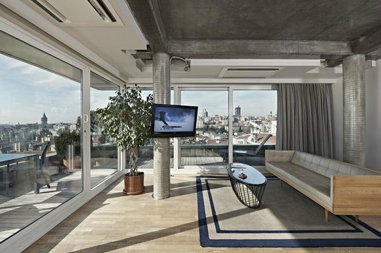 Witt stanbul Hotel: Penthouse