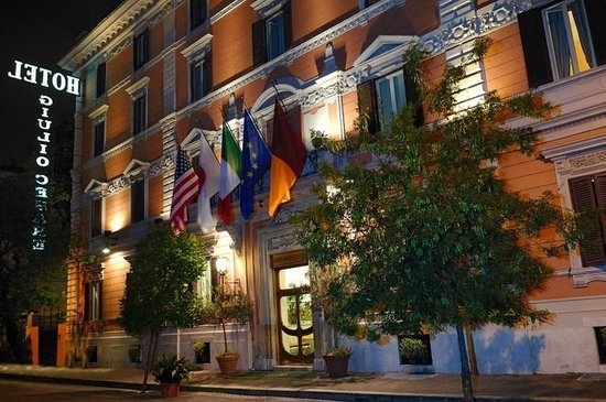 Photo of Hotel Giulio Cesare Rome