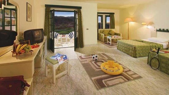 Sol Y Mar Sea Star Taba: Junior Suite