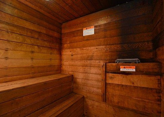 Quality Inn & Suites: Hotel Sauna