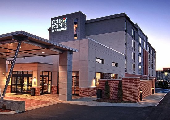Four Points by Sheraton Chattanooga