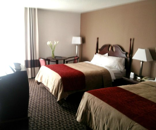 Comfort Inn Near High Point University: Newly Renovated Double 2013