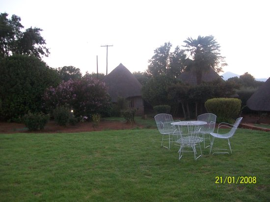 Hlotse bed and breakfasts