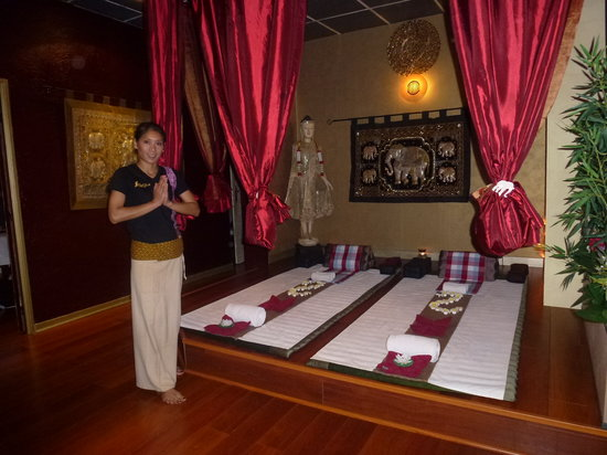 sabai thai massage lavendel spa