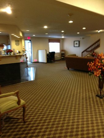 Quality Inn Denver-Boulder Turnpike: lobby area