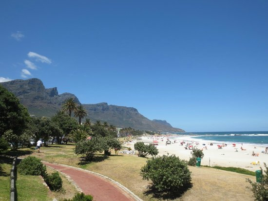 Clifton Beach: Cliffton Beach, Cape Town, South Africa.