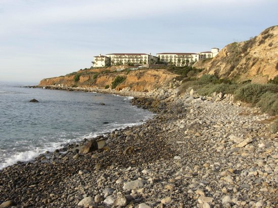 Terranea Resort: The 102 acre property has plenty of walking paths